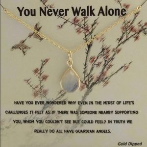 YOUR NEVER WALK ALONE